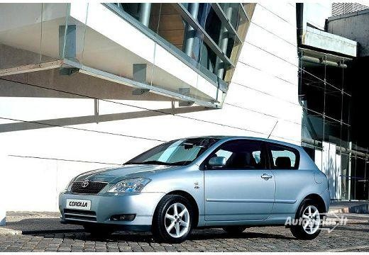 Toyota Corolla 2003-2004