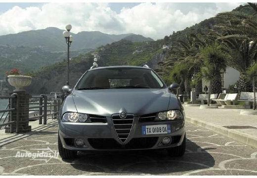 Alfa Romeo 156 2005-2006