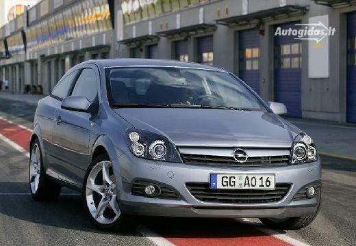 Opel Astra 2005-2007
