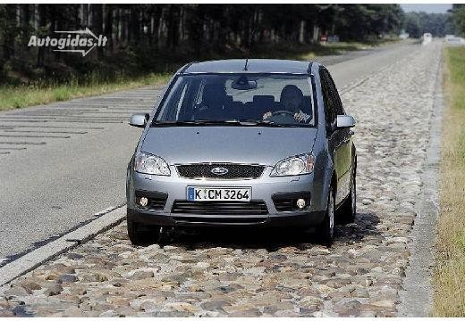 Ford C-MAX 2006-2007