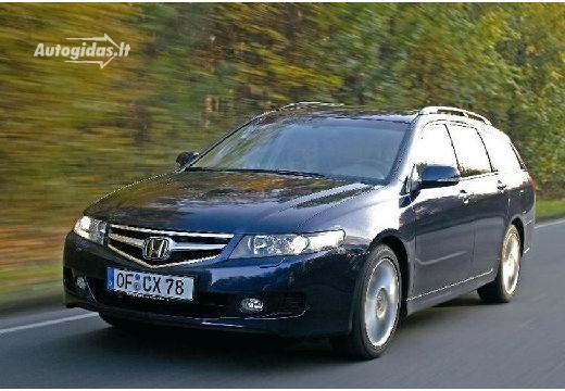 Honda Accord 2006-2007