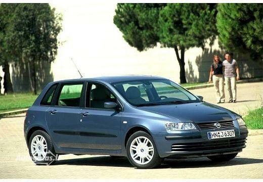 Fiat Stilo 2006-2007