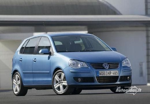 Volkswagen Polo 2007-2007