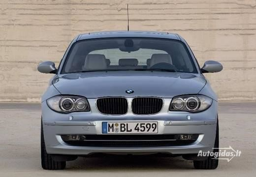 BMW 116 2007-2009