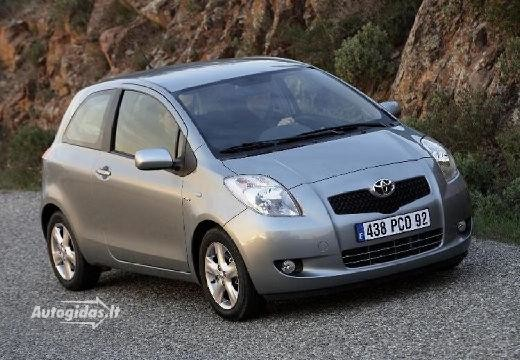 Toyota Yaris 2008-2008