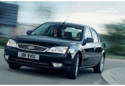 Ford Mondeo 2003-2004
