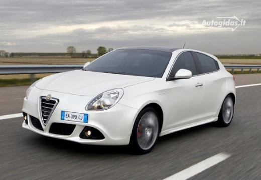 Alfa-Romeo Giulietta 2010-2013