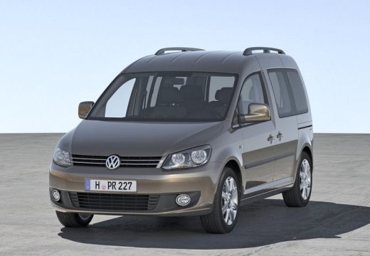 Volkswagen Caddy 2010-2011
