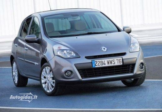 Renault Clio 2011-2013