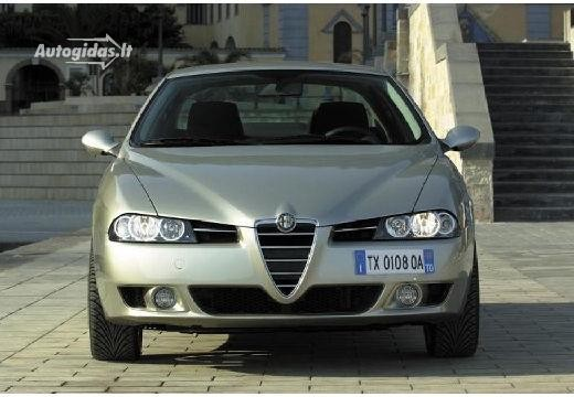 Alfa Romeo 156 2003-2005