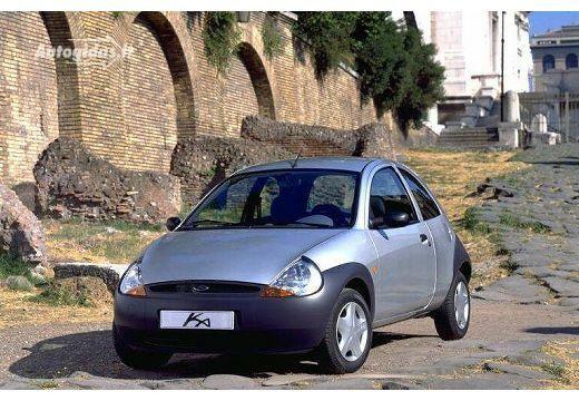 Ford Ka 2004-2008