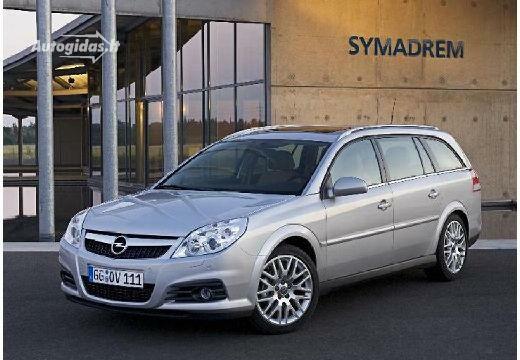 Opel Vectra 2005-2006