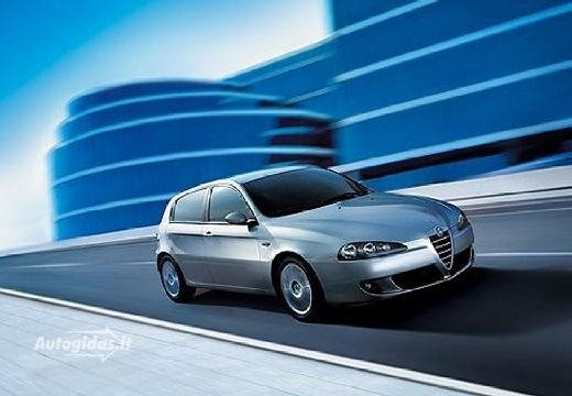 Alfa-Romeo 147 2006-2007