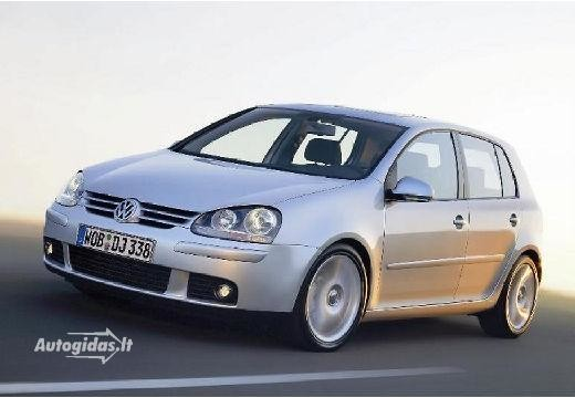 Volkswagen Golf 2007-2008