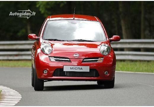 Nissan Micra 2007-2007