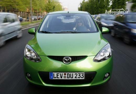 Mazda 2 2007-2008