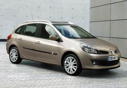 Renault Clio 2008-2009