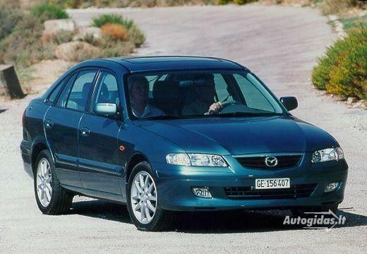 Mazda 626 2000-2002