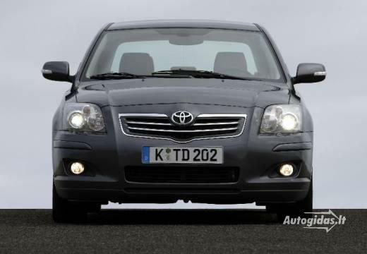 Toyota Avensis 2008-2009