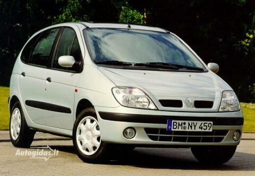 Renault Scenic 2001-2003