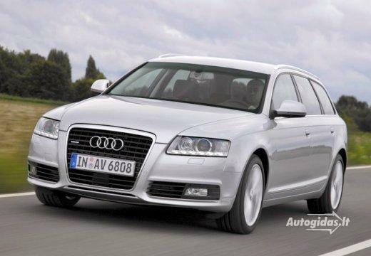 Audi A6 2009-2010
