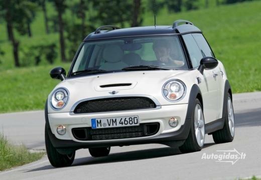 Mini Mini Mini Clubman Cooper S 2010 Autocatalog Autogidaslt