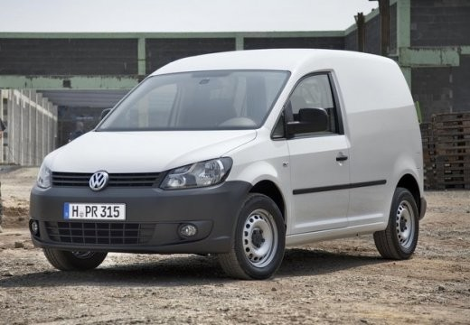 Volkswagen Caddy 2010