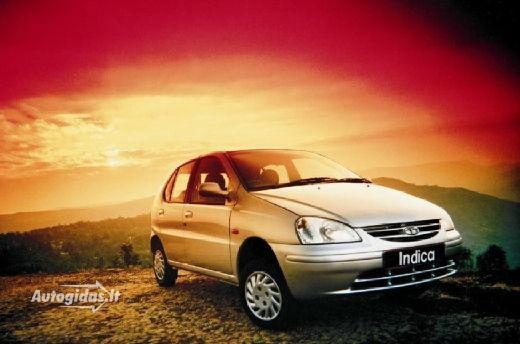 Tata Indica 2010
