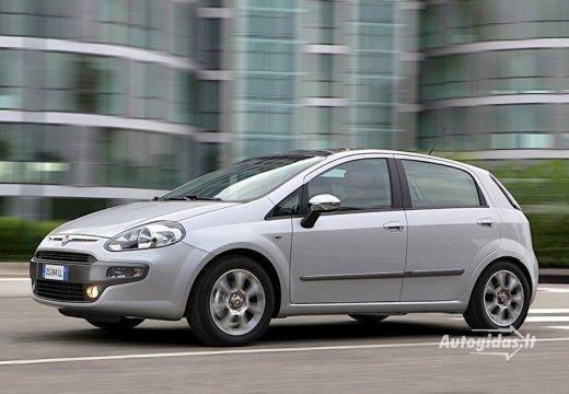 Fiat Punto 2010-2011