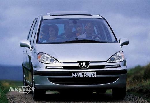 Peugeot 807 2010-2012