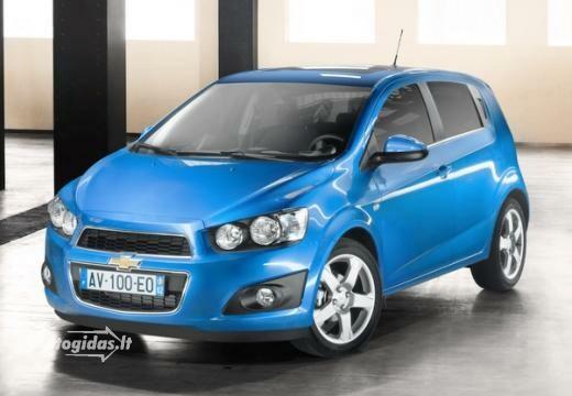 Chevrolet Aveo 2011-2012