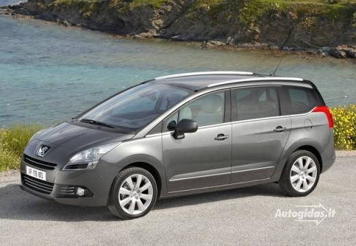 Peugeot 5008 2011-2013