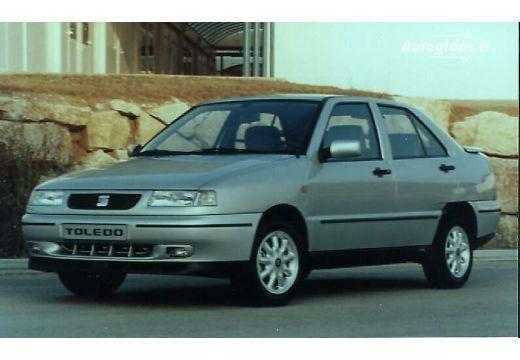 Seat Toledo 1991-1993
