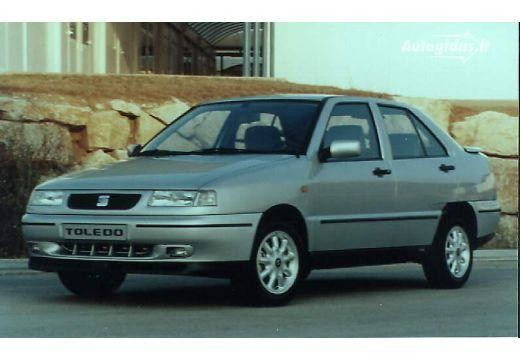 Seat Toledo 1997-1998