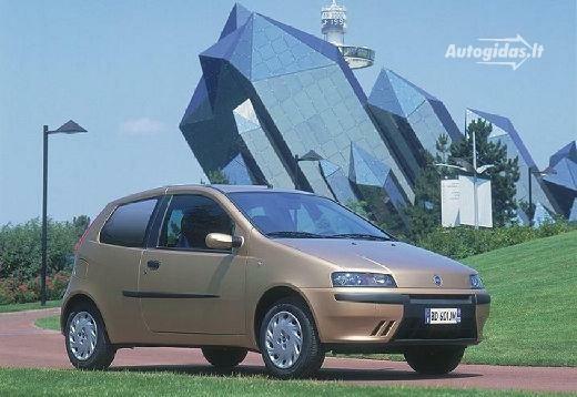 Fiat Punto 1999-2002