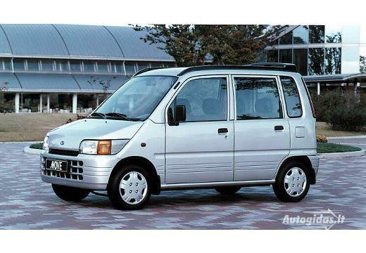 Daihatsu move 1997-1999