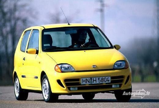 Fiat Seicento 2001-2002