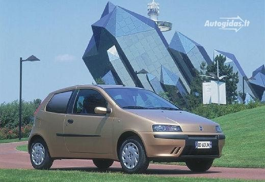 Fiat Punto 2002-2002