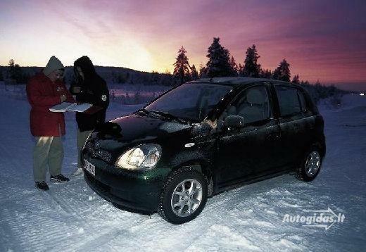 Toyota Yaris 2002-2002