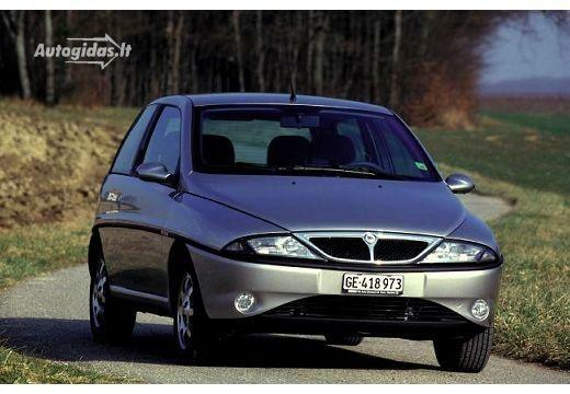 Lancia Ypsilon 2001-2003