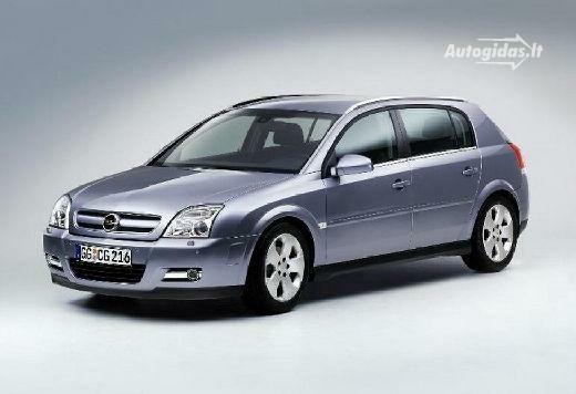 Opel Signum 2004-2005