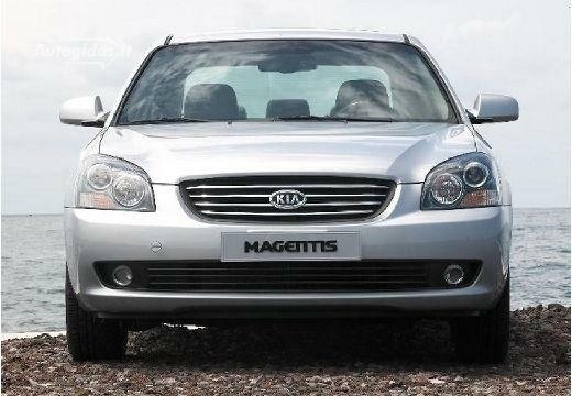 Kia Magentis 2006-2008