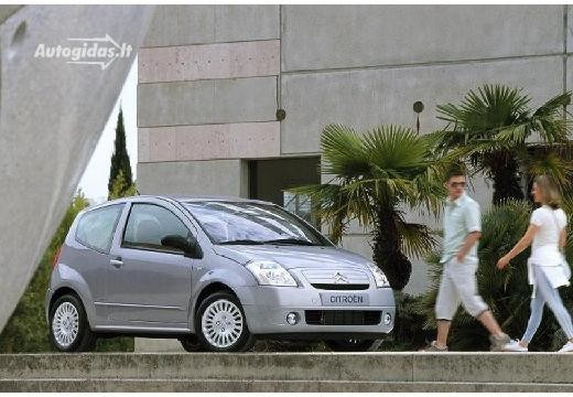 Citroen C2 2007-2008