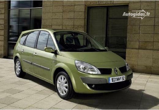 Renault Scenic 2007-2009