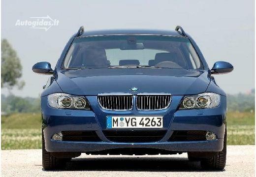 BMW 318 2007-2008