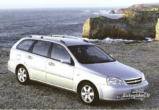Chevrolet Lacetti 2007-2009