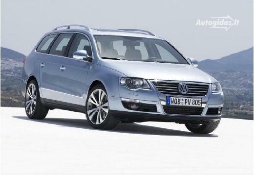 Volkswagen Passat 2007-2008