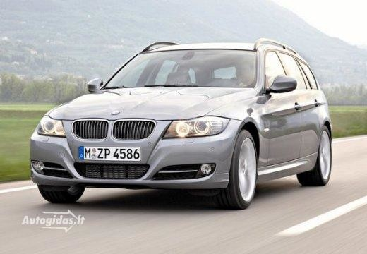 BMW 318 2008-2009