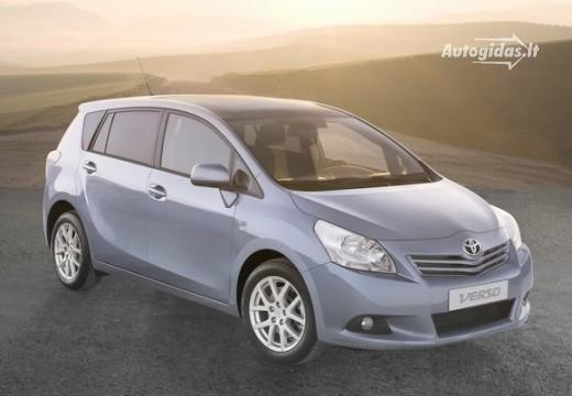 Toyota Verso 2009-2012