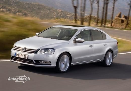 Volkswagen Passat 2010-2010
